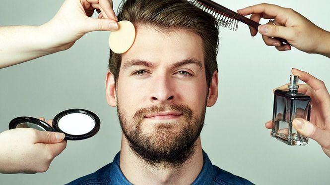 Las tendencias en belleza para hombres