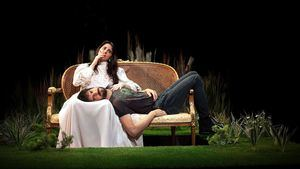 Reestreno de Doña Rosita anotada en el Pavón Teatro Kamikaze