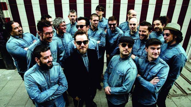 Por fin: Plays Radiohead, de AP Big Band
