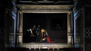 Malta el refugio de Caravaggio
