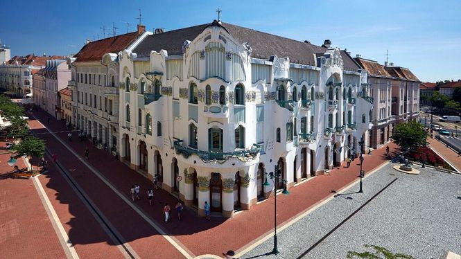 Szeged, la ciudad de la luz
