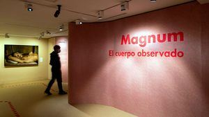 Magnum. El cuerpo observado. Exposición en la Fundación Canal
