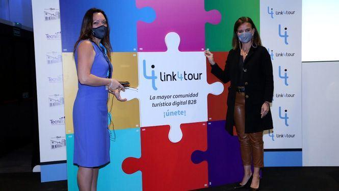 Presentada en Madrid Link4tour, plataforma digital para profesionales del turismo