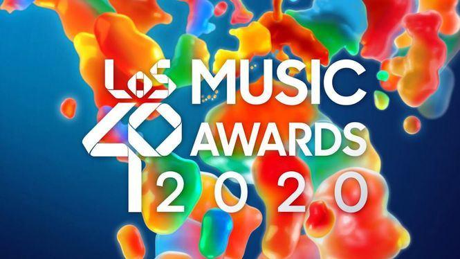 Llegan Con Todas las Ganas del Mundo LOS40 Music Awards 2020