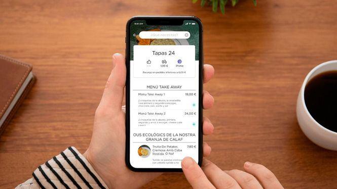 Llega Tapas24 a la app de Glovo, ampliando así la oferta de alta cocina