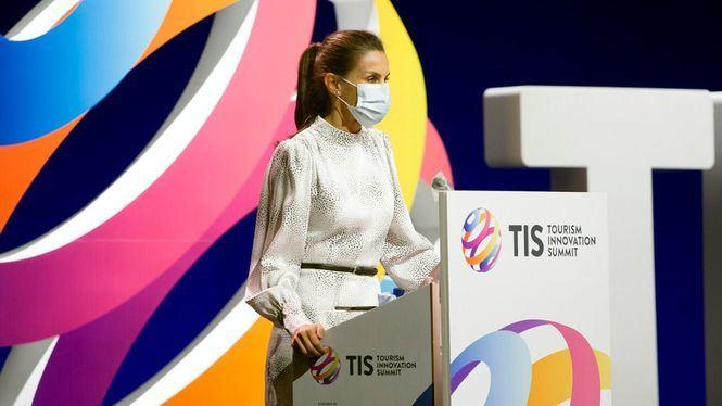 La primera edición de TIS – Tourism Innovation Summit ha sido inaugurada por Su Majestad la Reina