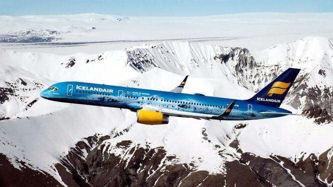 Icelandair extiende El Black Friday mas islandés al mercado español