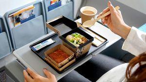 Singapore Airlines amplía su oferta gastronómica