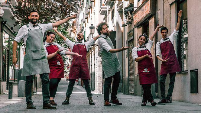 Adrián Sehob, Mejor Barman, y Salmon Guru Mejor Coctelería de España en los premios FIBAR