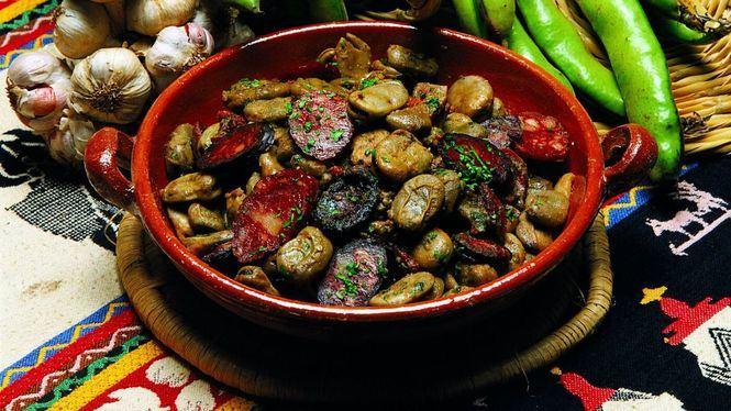 Cocido y platos de invierno del Algarve