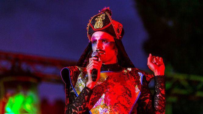 El Barbián de Rodrigo Cuevas se presenta en el Teatro de la Zarzuela