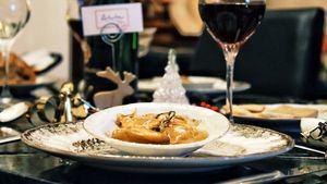 Aitatxu ha diseñado un servicio especial de comida a domicilio para Navidad