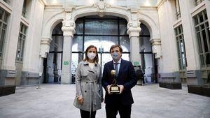 Madrid gana el premio de la categoría World's Leading Meetings & Conference Destination