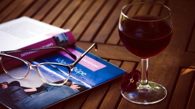 El vino, un gran aliado para combatir el estrés