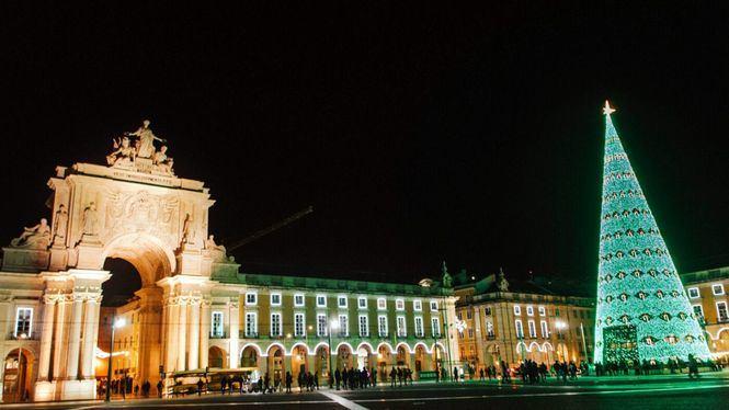 Lisboa es un destino mágico en Navidad con sus tradiciones y costumbres