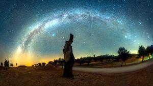 El maravilloso cielo del Alqueva ha sido premiado en los World Travel Awards