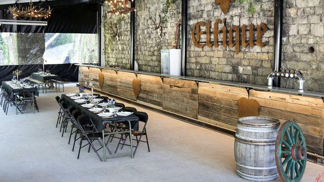 Elfique, la brasserie más auténtica de la región francófona de Bélgica