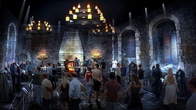 En 2021 Irlanda del Norte abrirá el primer parque temático de Juego de Tronos
