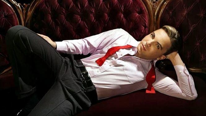 Cristian Castro en concierto exclusivo en streaming para España y Argentina