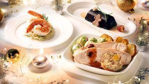 Emirates difunde alegría navideña a sus viajeros