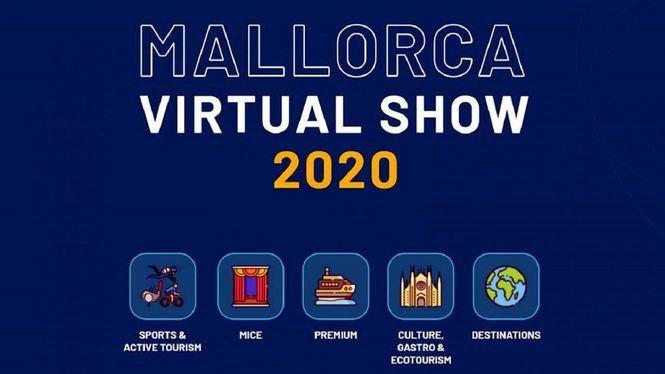 Mallorca organiza el Virtual Show donde exhibe la oferta turística de la isla