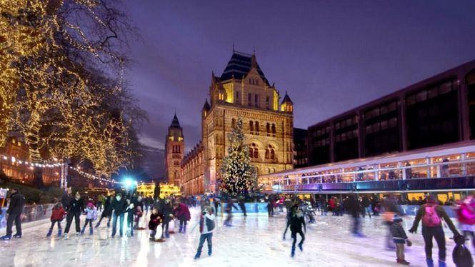 Películas que nos trasladarán a Gran Bretaña en Navidad