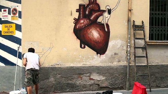 Grafiti: Ensuciar y limpiar la ciudad