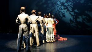 El Ballet Nacional de España estrena Capricho español en San Petersburgo (Rusia)