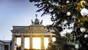 Berlín. Puerta de Brandemburgo