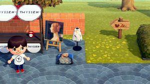 El Thyssen en Animal Crossing