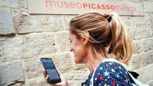 El Museo Picasso Málaga presenta una APP para recorrer el museo y la ciudad