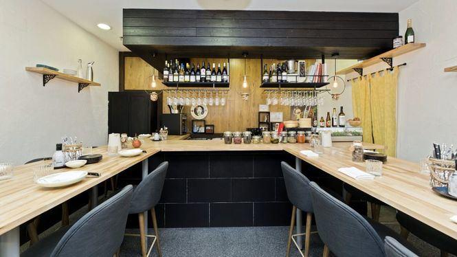 Bichopalo es un referente en Madrid del original concepto, bistronomía en el mercado