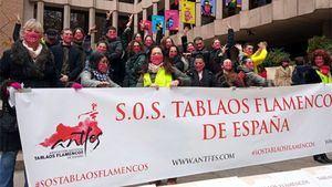 Tablaos Flamencos en Peligro de Extinción