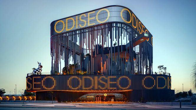 Odiseo, proyecto de ocio integral de Murcia, ha sido galardonado con una estrella Michelin