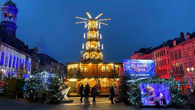 Cómo celebra la Navidad Valonia sin sus tradicionales mercados