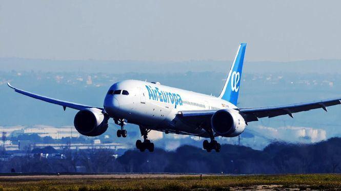 Air Europa preparada para transportar con plenas garantías las vacunas