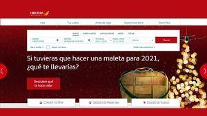 Campaña de Navidad de Iberia: ¿Qué te llevarías de viaje al 2021?