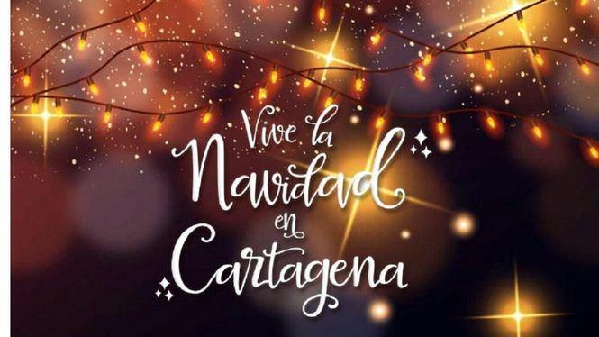 Toda la programación navideña de Cartagena en una nueva web
