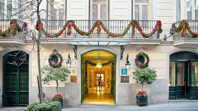 El restaurante el Jardín de Orfila ofrece una irresistible degustación navideña