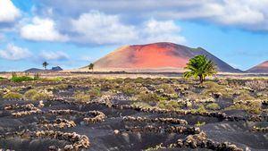 Lanzarote, la isla de los 100 volcanes