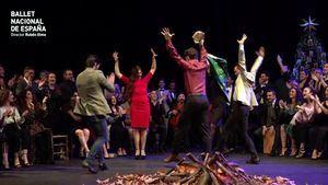 El Ballet Nacional de España canta y baila a la Navidad