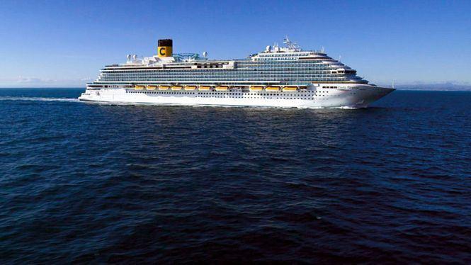Costa Cruceros recibe un nuevo barco inspirado en la belleza del renacimiento