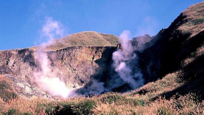 Probada una alerta de emergencia por actividad volcánica en el norte de Taiwán