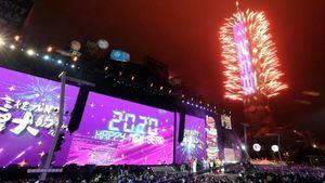 Taipéi limita el aforo de la fiesta de cuenta atrás de Año Nuevo