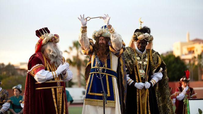 Adeje recibirá este año a sus SS.MM los Reyes Magos en Adeje de forma virtual
