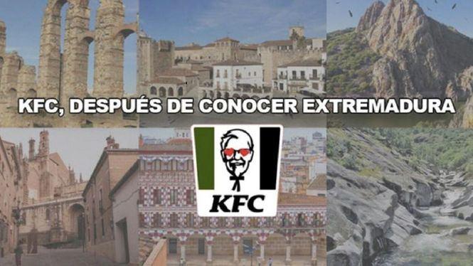KFC llegara a Extremadura