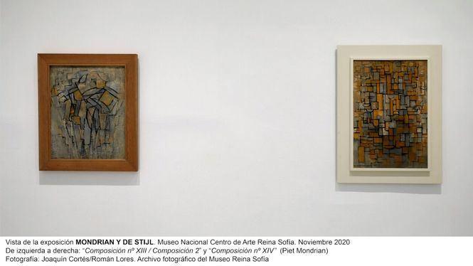 Exposición: Mondrian y De Stijl