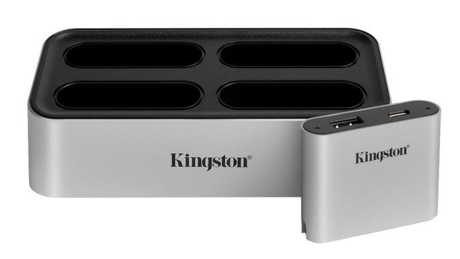 Kingston presenta los productos de la serie Workflow