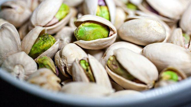 Beneficios del los pistachos para controlar el peso