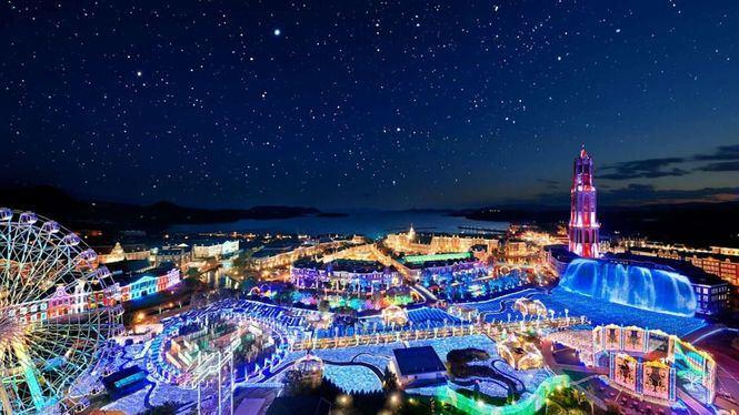 La iluminación de invierno en Japón, uno de sus mayores atractivos turísticos